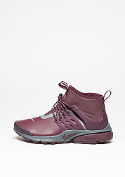 Schuh Wmns Air Presto Mid-Top Utility night maroon/night maroon