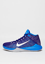 Basketballschuh Zoom Ascention deep royal/white/photon blue