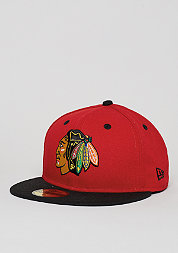 Fitted-Cap Team Classic NHL Chicago Blackhawks official