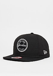 Snapback-Cap Emblem Patch MLB New York Yankees black