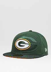 Fitted-Cap 59Fifty Sideline NFL Green Bay Packers official