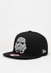 Snapback-Cap Word Character Stormtrooper 9Fifty black