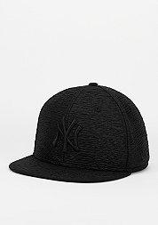 Snapback-Cap Waves Snap MLB New York Yankees black/black