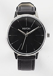 Uhr Kensington Leather black