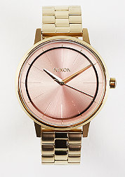 Uhr Kensington light gold/pink