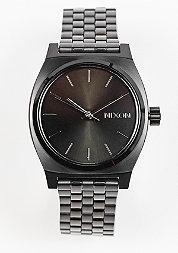 Uhr Medium Time Teller all black