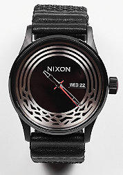 Uhr Sentry Woven Star Wars Kylo black