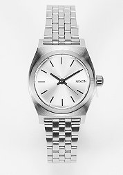 Uhr Small Time Teller all silver