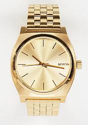 Uhr Time Teller all gold