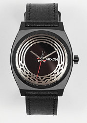 Uhr Time Teller Leather Star Wars Kylo black