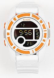Uhr Unit 40 Star Wars BB-8 white/orange