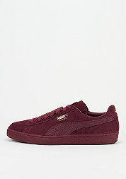 Schuh Suede Classic Epic Snake cordovan/team gold