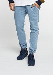Chino-Hose Jogger Pant premium light blue