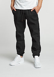 Chino-Hose Reflex Pant black denim