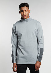 Longsleeve Turtleneck grey/pink