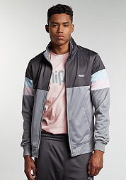 Trainingsjacke Track dark grey/grey/pink/blue