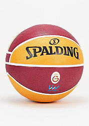 Basketball EL Team Galatasaray Istanbul red/yellow