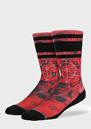 Fashionsocke Prowler red
