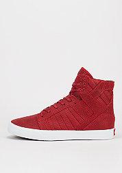 Schuh Skytop cardinal/white