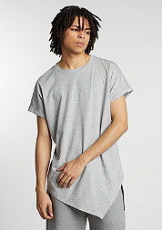 T-Shirt Asymetric Long grey