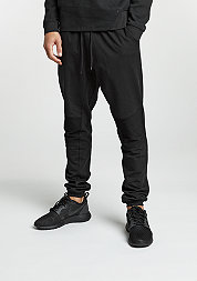 Trainingshose Deep Crotch Terry Biker black