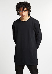 Sweatshirt Long Light Fleece black