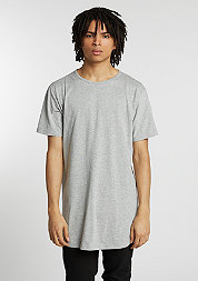 T-Shirt Peached Shape Long grey
