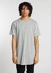 T-Shirt Peached Shape Long grey