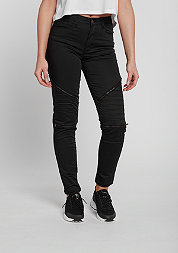 Jeans Stretch Biker black