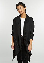 Strickjacke Terry Cardigan black