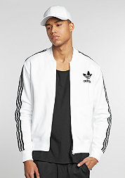 Trainingsjacke TT Superstar white/black