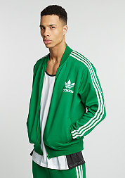 Trainingsjacke TT Superstar green/white
