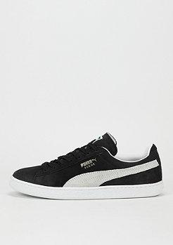 Suede Classic+ black/white