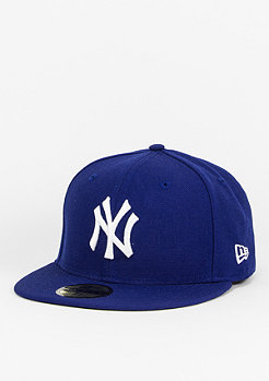 Fitted-Cap MLB Basic Yankees royal