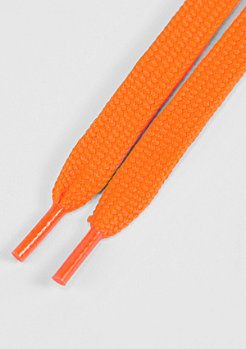 Snipes Sneaker Laces 140cm neon.orange