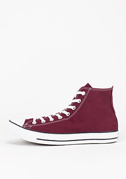 Chuck Taylor All Star Hi maroon