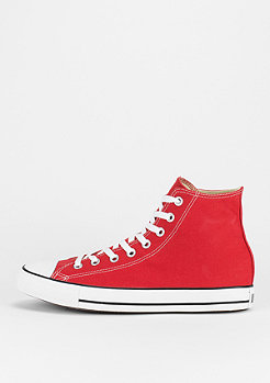 Schuh Chuck Taylor All Star HI red