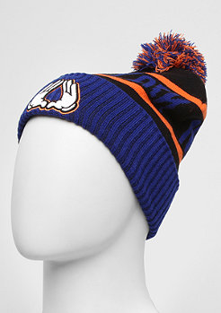Cayler&Sons Beanie New York blue/orange