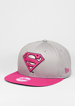 Basic Character Supergirl grey/pink