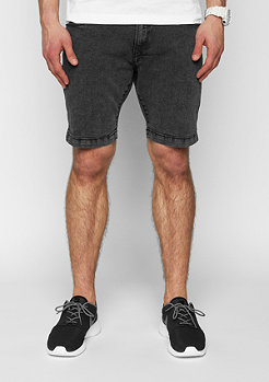 Jeans-Short  Palm coloredgrey
