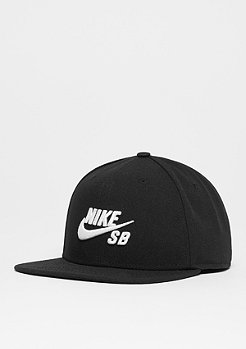Snapback-Cap SB Icon black/white