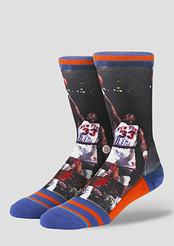 Fashionsocke New York Knicks Patrick Ewing ryl/orng