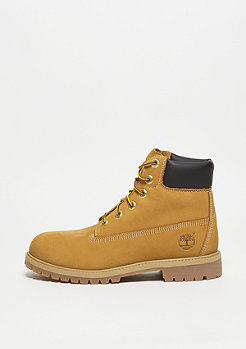 Timberland Kids 6-Inch Classic Boot Pemium wheat