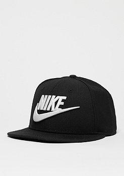 Snapback-Cap Futura black/white
