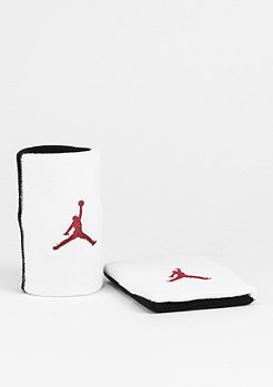 Jumpman Wristband white/black/g.red