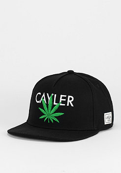 C&S Cap Cayler black/green/white