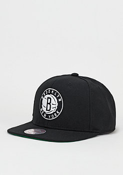 Wool Solid NBA Brooklyn Nets black
