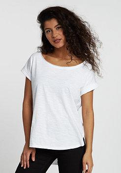 Extended Shoulder white