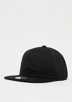 Snapback-Cap Jumpman black/black