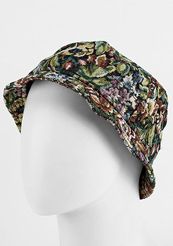 Bucket Hat Twill Flower Bucket flower